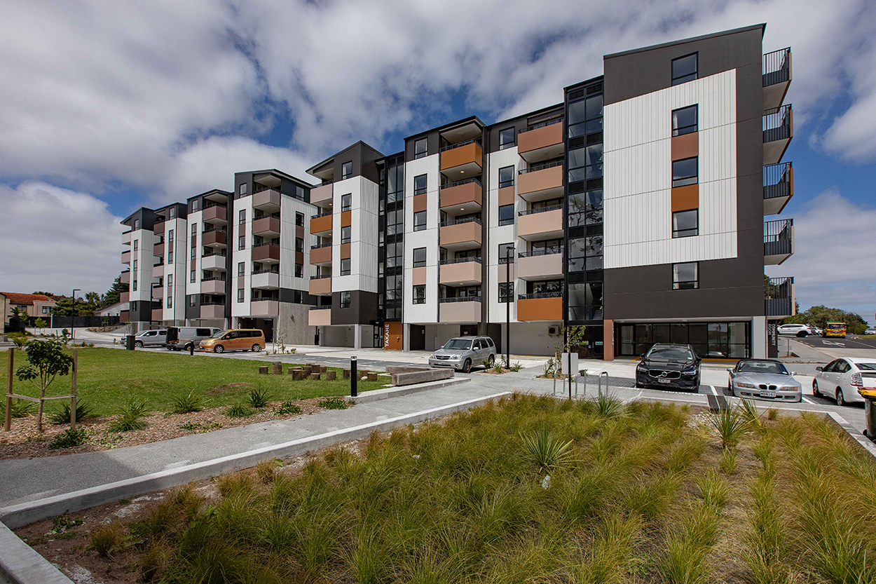 Dulux Finalist Commercial & Multi Residential Exterior