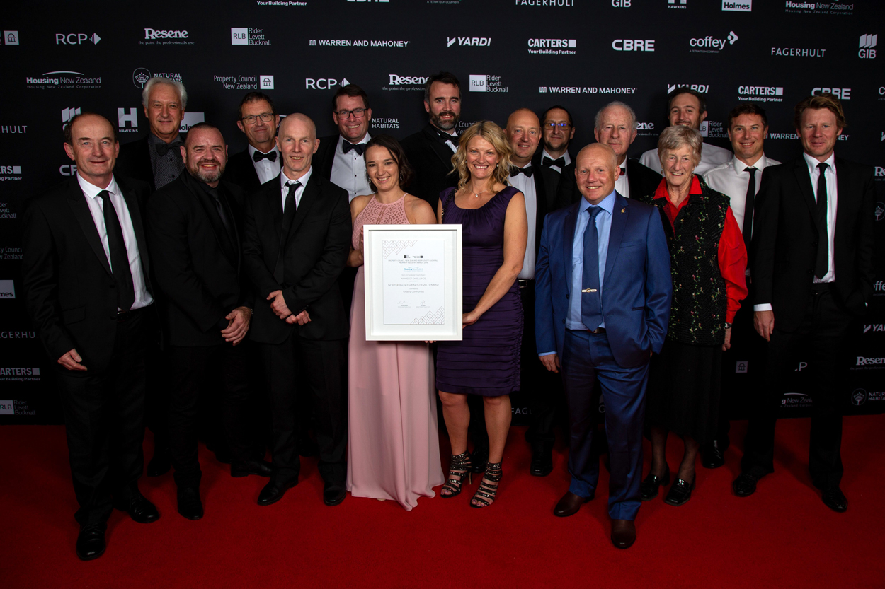 2019 Property Council Awards - Northern Glen Innes Redevelopment wins Excellence